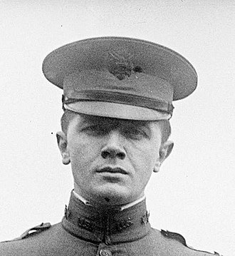 Charles A. Willoughby - Willoughby in 1918
