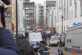 Image illustrative de l'article Attentat contre Charlie Hebdo