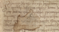Charter of King Æthelwulf of Wessex, 847 (British Library, Cotton Charters viii. 36) - detail.png