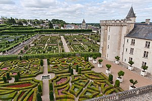 Gardens of the French Renaissance - Gardens of the Château de Villandry