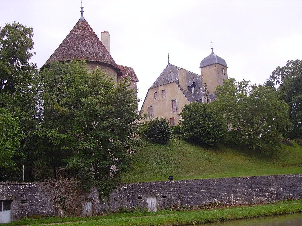 Châtillon-en-Bazois - Wikipedia