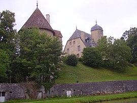Château de Chatillon-en-Bazois, замки Бургундии, самые красивые замки во Франции
