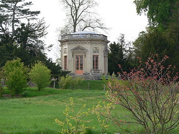 Belvédère du Petit Trianon, Versailles