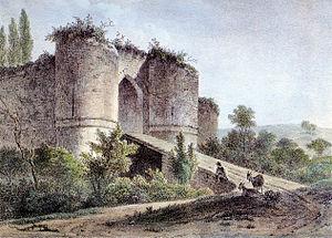 Estaimpuis - Image: Chateaudela Royere Nechin