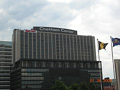 Chatham One Building at Chatham Center