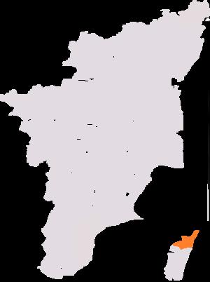 Chennai North (Lok Sabha constituency) - Chennai North constituency, post-2008 delimitation