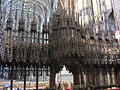 Chester Cathedral choir stalls Hamilton 0180.JPG