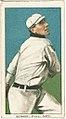 Chief Bender, Philadelphia Athletics, baseball card portrait LCCN2008676833.jpg