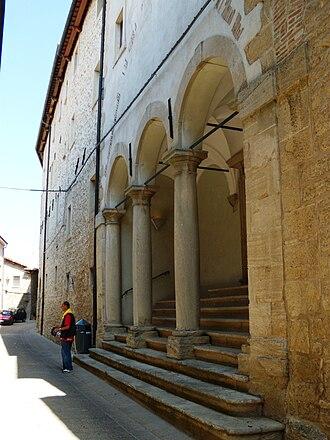 Religion in San Marino - Santa Chiara