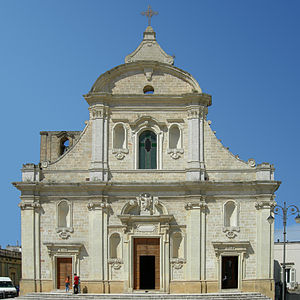 Guagnano - Mother Church.