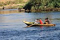 Children in River Nile Aswan , Egypt.JPG