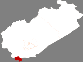 Qinghemen District District in Liaoning, Peoples Republic of China