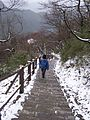 China - Emei Shan 19 - up up we go, now in the snow (135963509).jpg