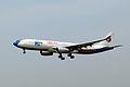 China Eastern Airlines Airbus A330-343X (Xinhua News) B-6125 (8696338428).jpg