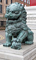 China Town entrance Lion (2811387958).jpg