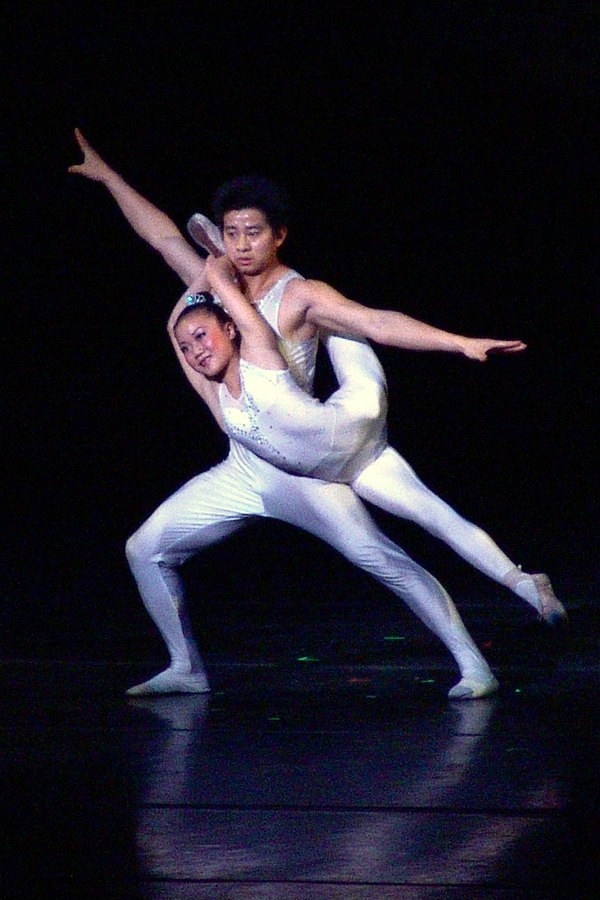 Chinese Contortion Acrobatics