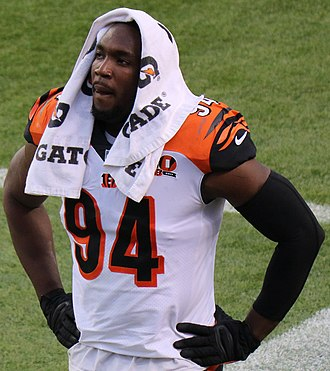 Chris Smith (defensive end) - Image: Chris Smith (defensive end)