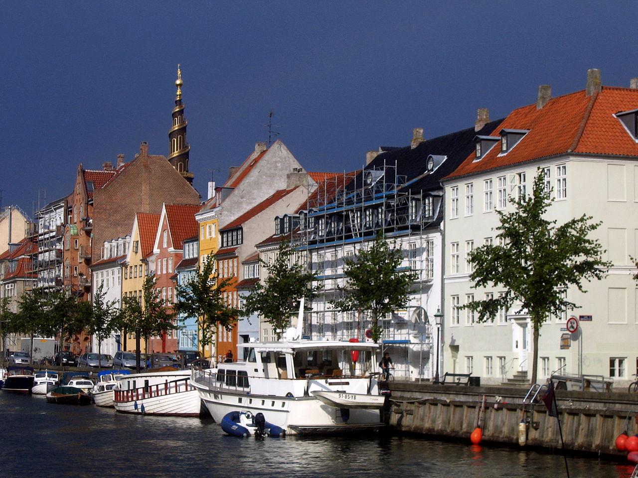 Auf Welcher Insel Liegt Kopenhagen