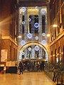 Christmas decorations at the Light, Leeds (12th December 2018) 002.jpg