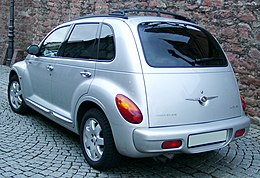 Chrysler PT Cruiser rear 20071211.jpg