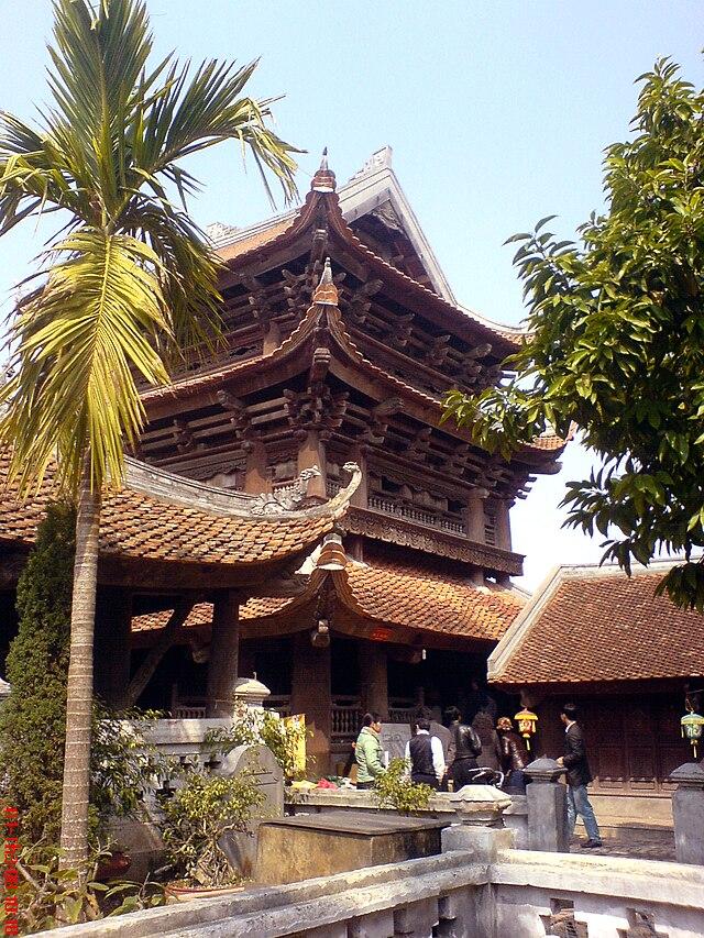 Keo Temple