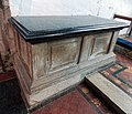 Church of St John, Finchingfield Essex England - Chancel Marriott altar tomb.jpg