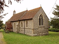 Church of The Nativity of the Blessed Virgin Mary, Crowell - geograph.org.uk - 39367.jpg