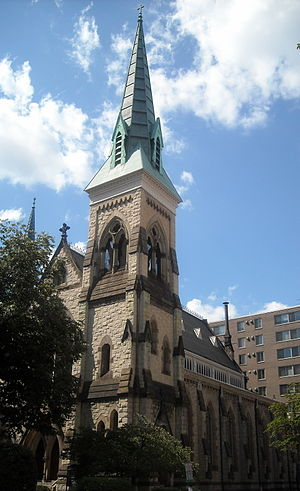 Church of the Ascension and Saint Agnes - Image: Church of the Ascension