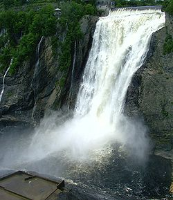Montmorency Falls Park, Quebec
