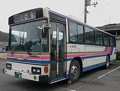 中鉄北部バス - Wikipedia