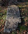 Cieszowa cmentarz żydowski macewa7 21.10.2012 p2.jpg