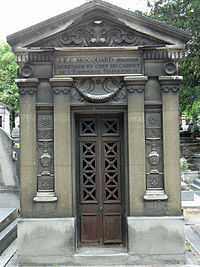 Cimetière de Montmartre - Chapelle Mocquard -1.JPG