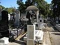 Cimitirul Bellu ortodox - (Mormantul lui Toma Caragiu), Bucuresti.JPG