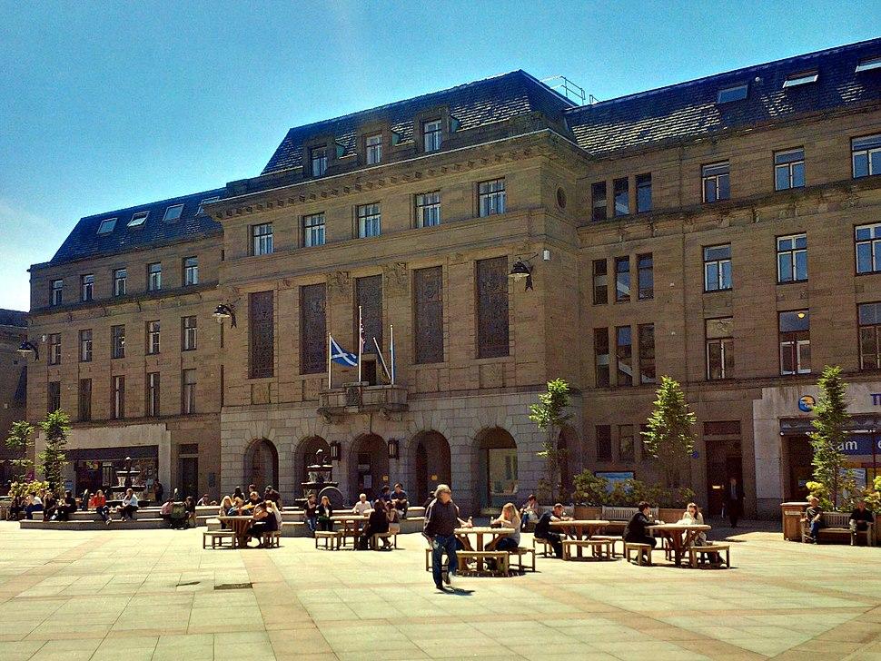 City Chambers, Dundee, Scotland
