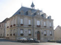 City Hall of Montmirail - Marne - France.jpg