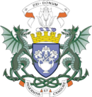 City of Dundee Coat of Arms