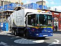 City of Westminster rubbish truck on Elgin Avenue - geograph.org.uk - 761035.jpg
