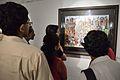 Cityscape 1 - Arun Kumar Majumder - Painters Orchestra - Group Exhibition - Kolkata 2015-12-12 7977.JPG