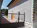 Civic house. Gate. - 56 Fő Street, Torbágy.jpg