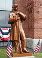 Civil War Memorial, Soldiers' Memorial Building - Lebanon, NH - DSC02601.JPG