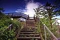 Clachnaharry railway footbridge - geograph.org.uk - 897533.jpg