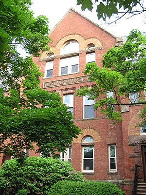 Claflin School - Claflin Grammar School