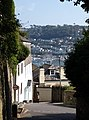 Clarence Hill, Dartmouth - geograph.org.uk - 1516012.jpg