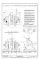 Clarke, Chapman's Patent Windlass - Ship BALCLUTHA, 2905 Hyde Street Pier, San Francisco, San Francisco County, CA HAER CAL,38-SANFRA,200- (sheet 54 of 69).png