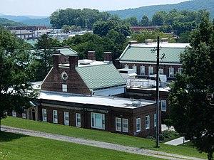 North Manheim Township, Schuylkill County, Pennsylvania - Image: Classroom Bldg at Penn State Schuylkill 01