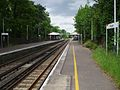 Claygate station look north.JPG