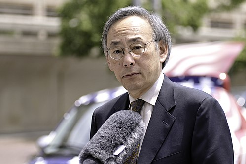 Steven Chu in 2011 Clean Fleets Announcement 8 of 14 (5755400395).jpg