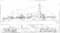 Clemson-class destroyer inboard and ouboard profiles 1920s.png