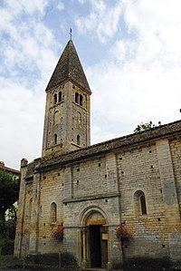 Clocher de l'église de Chissey-lès-Mâcon.jpg