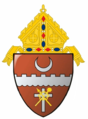 Coat of Arms Diocese of Brownsville, TX.png